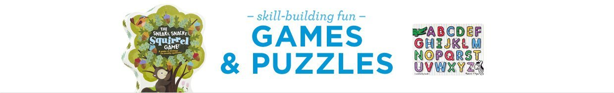 Baby Games & Puzzles