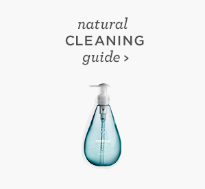 Natural cleaning guide