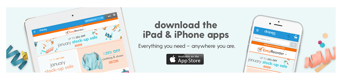 Download the iPhone and iPad apps