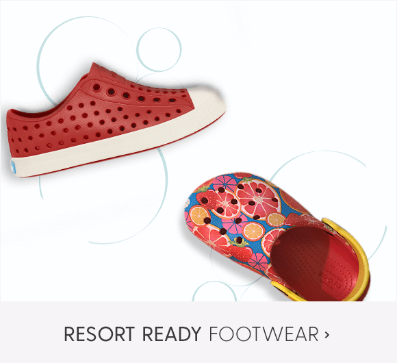 Resort Ready Shoes