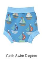 Cloth Swim Diapers