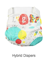 Hybrid Diapers