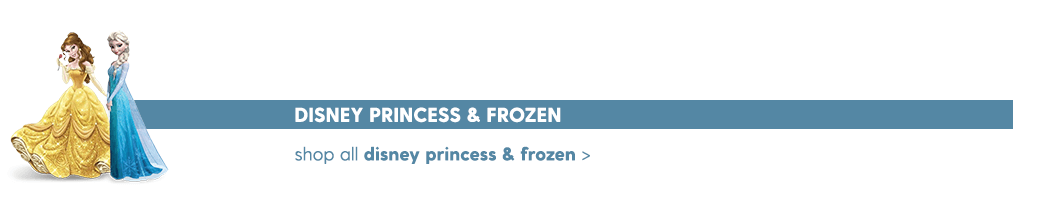 Disney Princess & Frozen