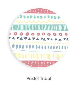 Pastel Tribal