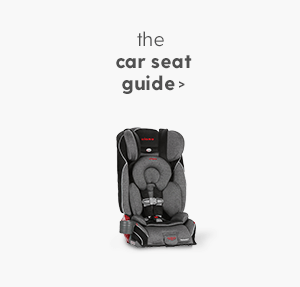 THE CAR SEAT GUIDE