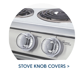 Stove Knob Covers