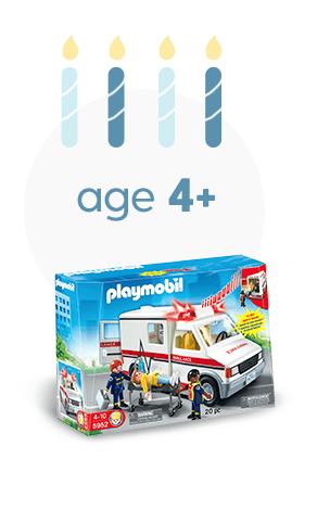Age 4+