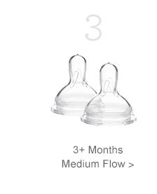 3+ Medium Flow