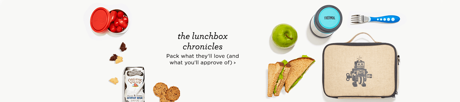 The Lunchbox Chronicles