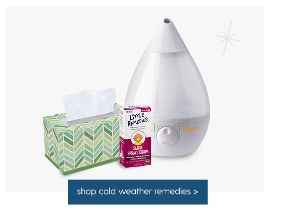 Shop cold weather remedies