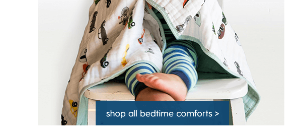 Shop all bedtime comforts