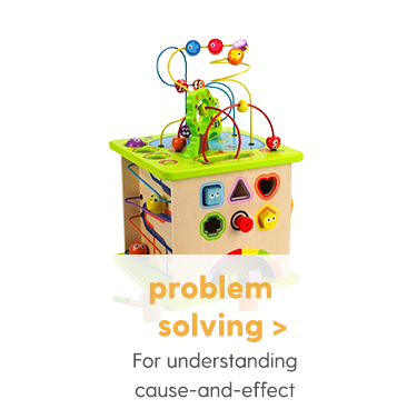Problem Solving For understanding cause-and-effect