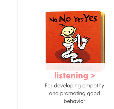 Listening For developing empathy and promoting good behavior