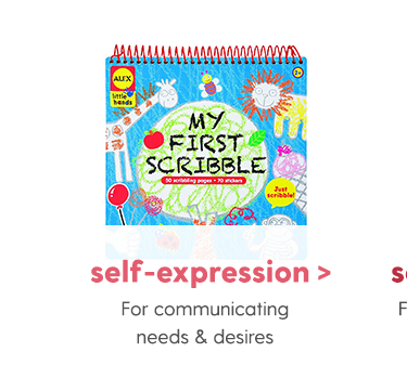 Self Expression For communicating needs & desires