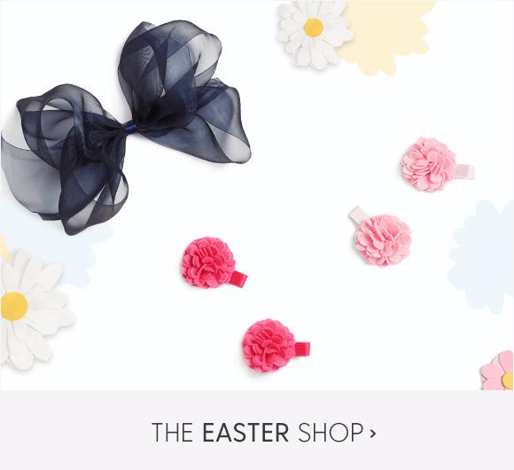 Favorite Hair Accessories (Easter)