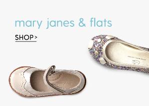 Mary Janes & Flats
