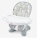 Fisher Price Space Saver High Chair - Geo Meadow