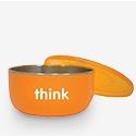 Thinkbaby Cereal Bowl - Orange