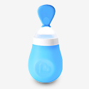 Munchkin Squeeze Baby Food Dispensing Spoon - Blue