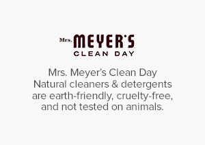 Mrs Meyer's Clean Day