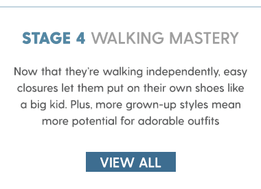 stage 3 walking mastery