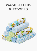 Washcloths & Towels