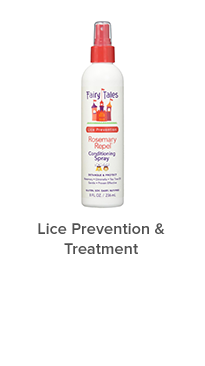 Lice Prevention & Treatmen