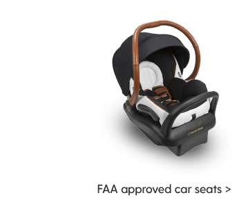 F A A Approved car seats