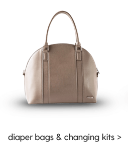 diaper bags & changing kits