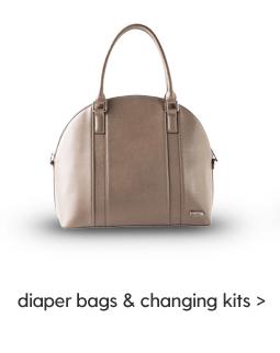 diaper bags & changing kits