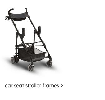 car seat stroller frames