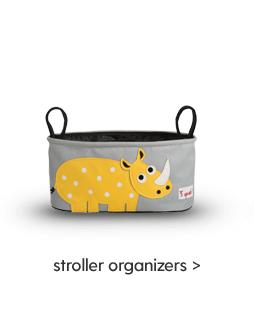 stroller organizers