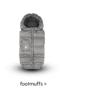 footmuffs