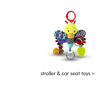 stroller and car seat toys