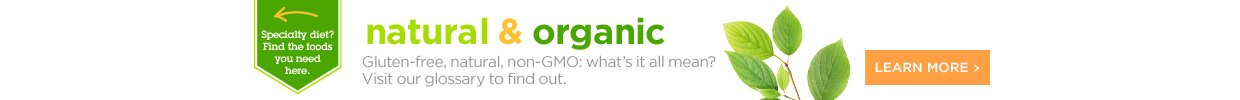Natural & Organic Search Banner