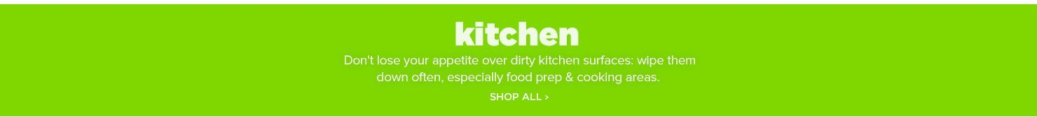 Shop All Kitchen