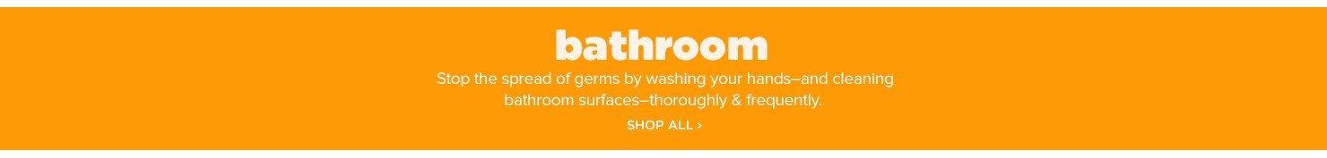 Shop All Bathroom