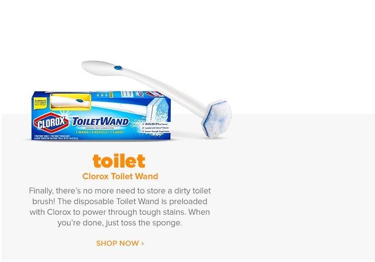 Shop Toilet