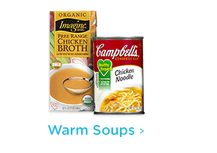 Warm Soups