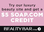 $5 Soap credit when you Explore Prestige Beauty