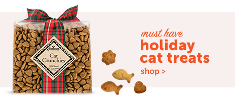 holiday cat treats