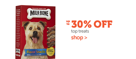 SALE - Up to 30% OFF top treats