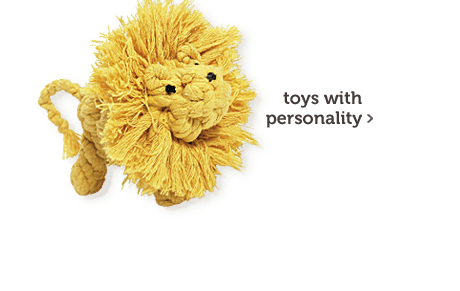TOYS WITH PERSONALITY