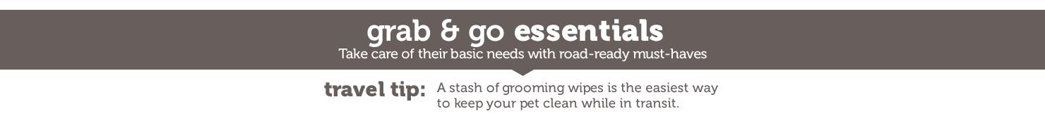 Grab & Go Essentials