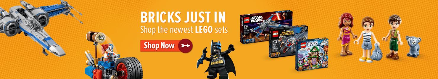 Newest Legos