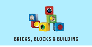 Bricks, Blocks & Building