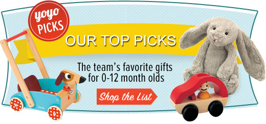 Top 50 Toy for Ages 0-12 Months