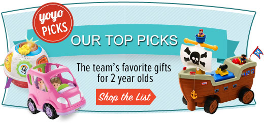 Top 50 Toy for Age 2
