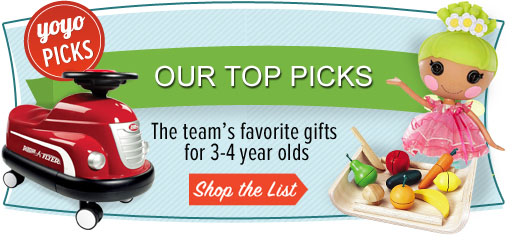 Top 50 Toy for Age 3-4