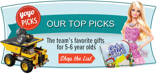 Top 50 Toy for Ages 5-6